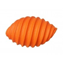 Spiral-Football PU beschichtet-Orange