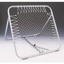 Tchoukball Rahmen aus verzinktem Stahl - 106x106cm