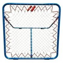 Tchoukball Netz-Rückprallwand 1mx1m