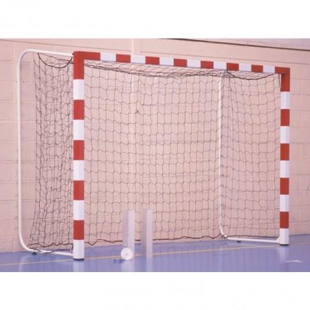 Paire de buts de handball compétition à ancrer