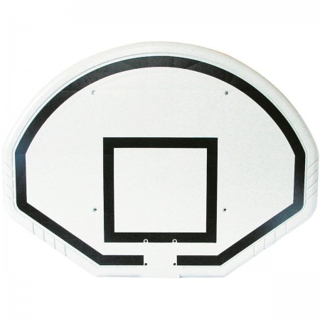 Panneau demi-lune en materiau composite 120x90x5cm