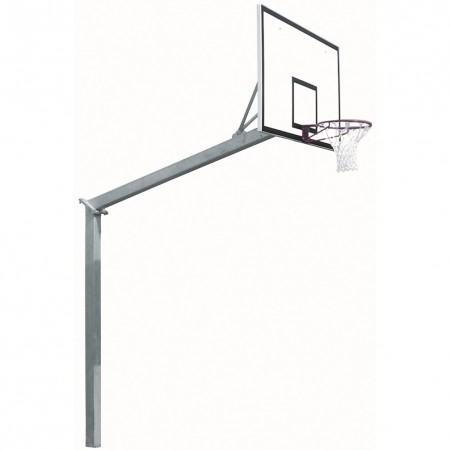 But de basket à sceller - déport 225cm