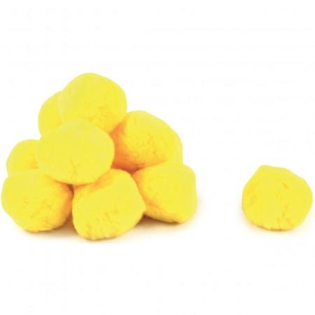 Lot de 12 balles coton