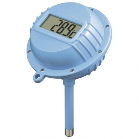 Thermomètre digital flottant