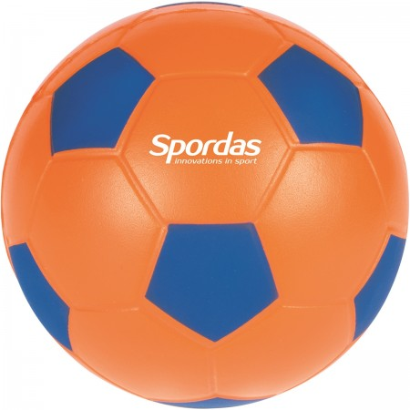 Ballon de football en mousse 12cm