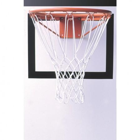 Paire de filets de basket 3,5mm