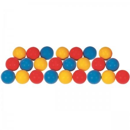 Lot de 24 balles Softy 7cm