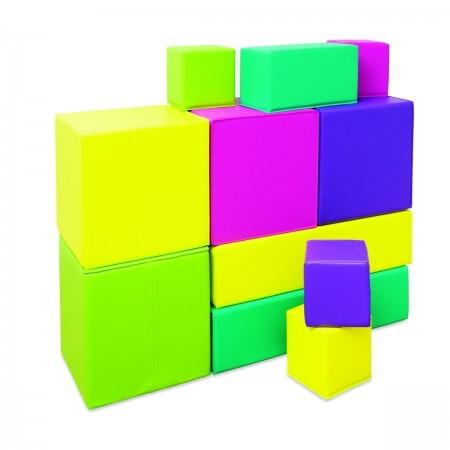 Kit Soft Play Cube