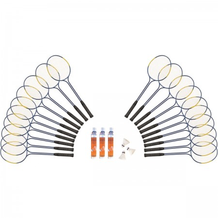 Kit 20 raquettes double tige