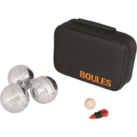 Kit de 6 boules de pétanque
