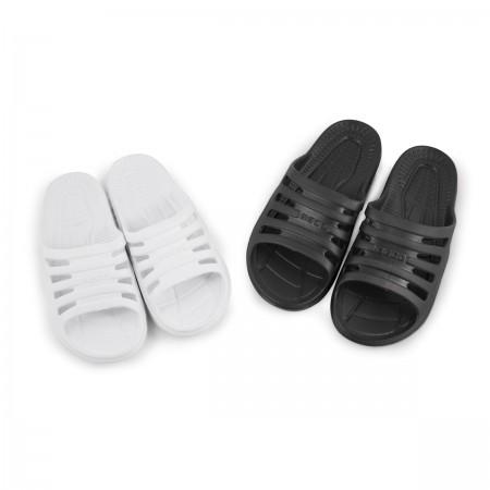 Beach slipper blanc