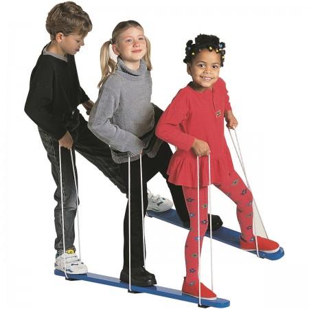 Skis d'été 3 enfants