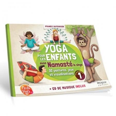 Livre PedaYoga - Yoga pour enfants avec Namasté (FR)