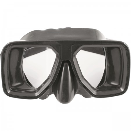 Masque Ocean junior - Noir/gris