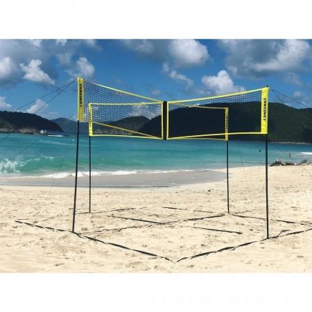 Installation de volley Crossnet Four Square