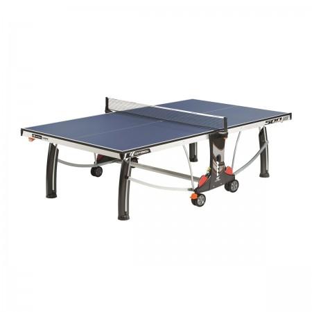 Table Sport 500 intérieure bleue