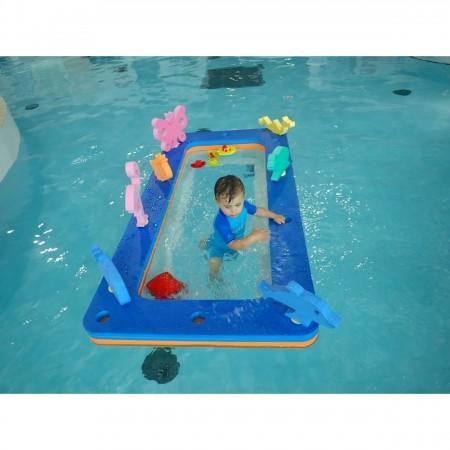 Bambin'eau avec kit de décoration