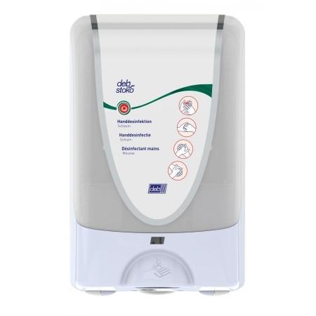 Distributeur automatique et sans contact pour mousse désinfectante DEB