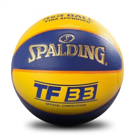 Ballon de basket Spalding TF33