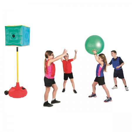 Kit Poull Ball cubes gonflables