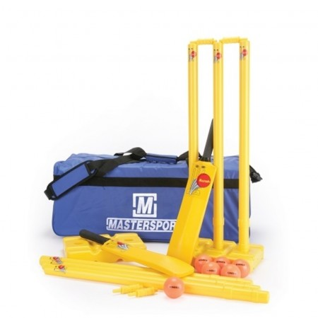 Kit de Cricket scolaire 1