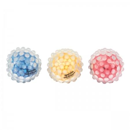 Lot de 3 balles crécelles