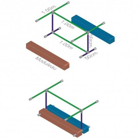 Structure poutre