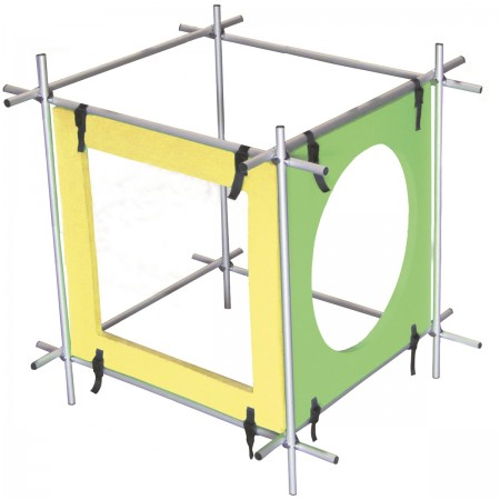 Petite cage aquatique