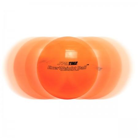 Ballon avec poids excentré