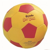 Ballon football plume