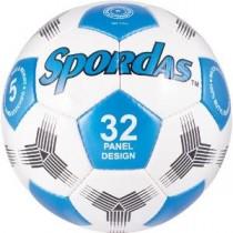 Ballon de football coloré