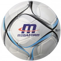 Ballon de football Megaform Silver