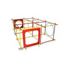 Grande cage aquatique