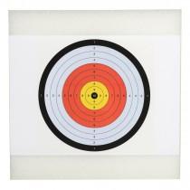 Mousse avec cible 30x30cm