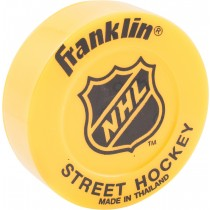 Puck de street hockey