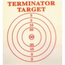 Velcro Terminator Target 12''