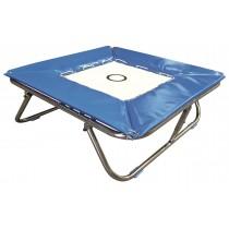 Mini trampoline à ressorts