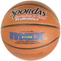 Ballon de basket Spordas Max