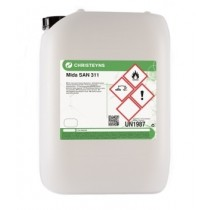 Désinfectant de surfaces virucide Mida SAN 318 DR - bidon 5L