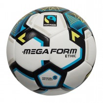 Ballon de football Megaform Fairtrade