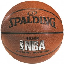 Ballon de basket Spalding Silver In/Outdoor taille 7