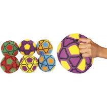 Jeu de 6 ballons de football StayLo