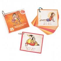 Mini cartes postures et émotions PedaYoga