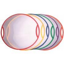 Lot de 6 tamis circulaires