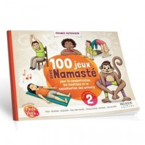 Livre PedaYoga  - 100 jeux avec Namasté (FR)