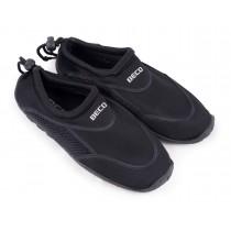 Chaussons de natation noir
