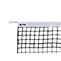 Filet de tennis 3mm avec bande de renfort