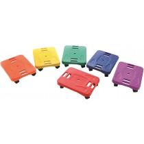 Scooters ergonomiques - 33x43cm set/6