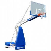 Tour mobile de basket-ball Hydroplay déport 225cm