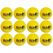 Lot de 12 balles de blind tennis